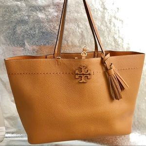 Tory Burch McGraw Tote (baguette)